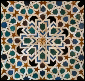 interwoven-geometry-alhambra-spain